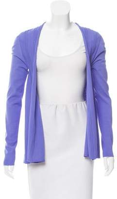 Calvin Klein Collection Open Front Knit Cardigan w/ Tags