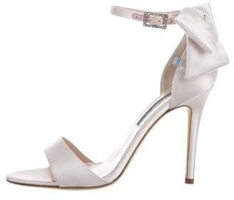 Sarah Jessica Parker Trance Ankle Strap Sandals