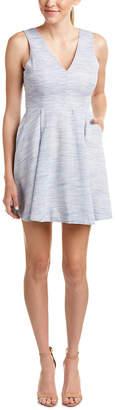 DAY Birger et Mikkelsen Esley Collection Pleated A-Line Dress