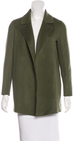 Theory Theory Clariene Wool Coat w/ Tags