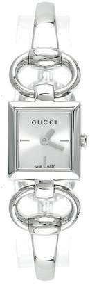 Gucci Women's YA120502 Tornabuoni Collection Stainless Steel Steel Watch