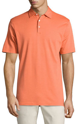 Peter Millar Collection Perfect Pique Polo Shirt $158 thestylecure.com