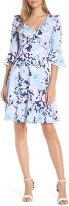 Lilly Pulitzer R) Stirling A-Line Dress