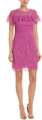 Trina Turk Copper Sheath Dress