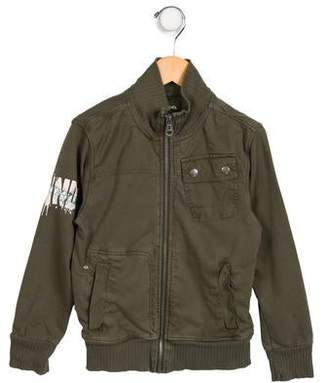 Diesel Boys' Bomber Jacket