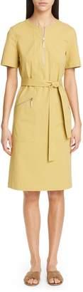 Lafayette 148 New York Elizabella Belted Dress