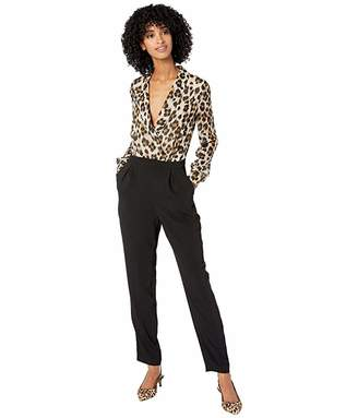 Moschino Leopard Jumpsuit