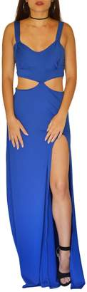 Nuinabelove Blue Maxi Dress