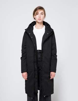 Just Female Steal Coat in Black
