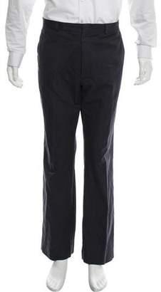 Maison Margiela Flat Front Chino Pants