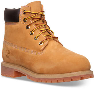 "Timberland (ティンバーランド) - Timberland Little Boys' 6"" Boots from Finish Line"