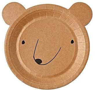 Let's Explore Bear Plates (Set of 12) $5.50 thestylecure.com
