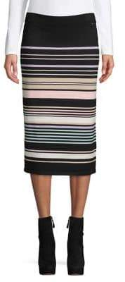 Tommy Hilfiger Classic Striped Skirt