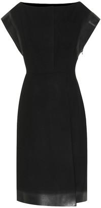 Prada Wool-blend dress