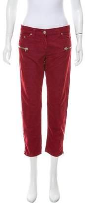 Etoile Isabel Marant Mid-Rise Corduroy Pants