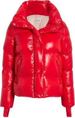 SAM. Andi Cherry Puffer Jacket