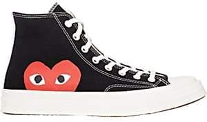 Comme des Garcons Men's Chuck Taylor 1970s High-Top Sneakers-Black