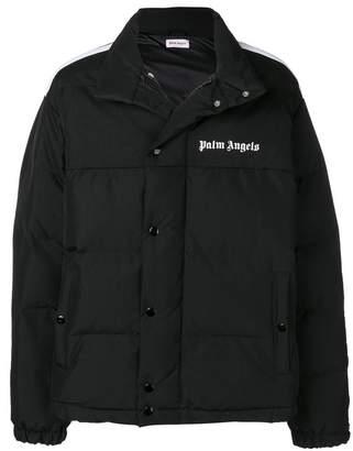 Palm Angels padded logo jacket