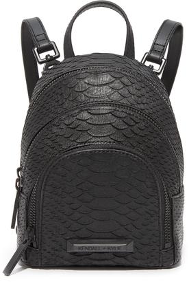 KENDALL + KYLIE Nano Sloane Backpack $250 thestylecure.com