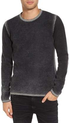 John Varvatos Drop Shoulder Sweater