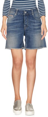 Care Label Denim shorts