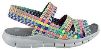 Bernie Mev. Women's Bernie Mev, Cindy Slip-On casual sport sandals COLOR BRIGHT 3.9 M