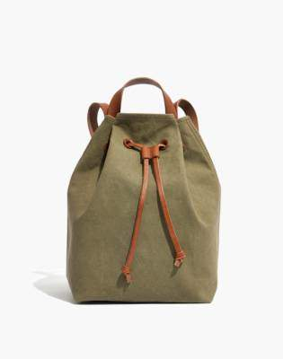 Madewell The Canvas Somerset Backpack