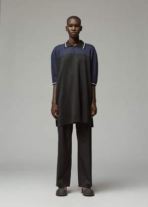 Marni Short Sleeve Polo Sweater