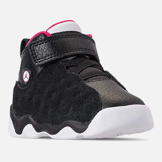 Nike Girls' Toddler Jordan Jumpman Team II Basketball Shoes