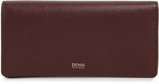 BOSS Taylor Leather Continental Wallet