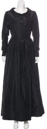 Oscar de la Renta Vintage Silk Dress