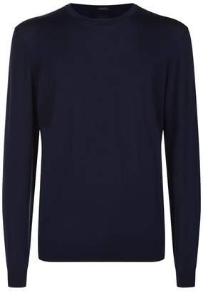BOSS Fine Knit Wool Sweater