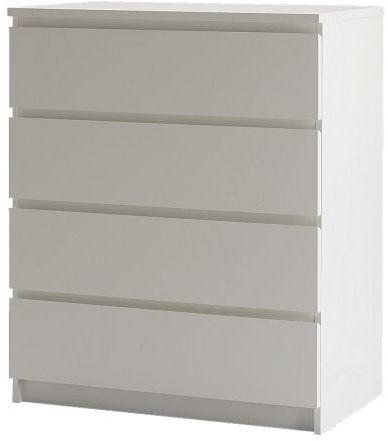Malm 4-drawer Chest