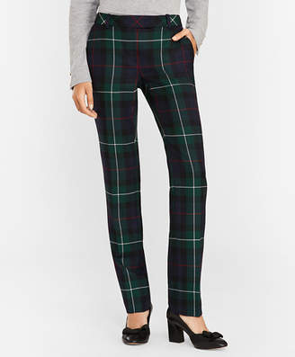 Brooks Brothers Tartan Wool Twill Pants