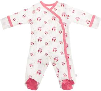 Baby Soy Baby Organic Cotton Pattern Footie Pajamas (, 3-6 Months)