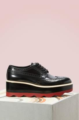 Prada Red Sole Wingtips