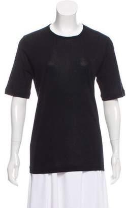 Gucci Short Sleeve Crew Neck T-Shirt