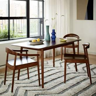 Mid Century Dining Table ShopStyle - West elm reeve dining table