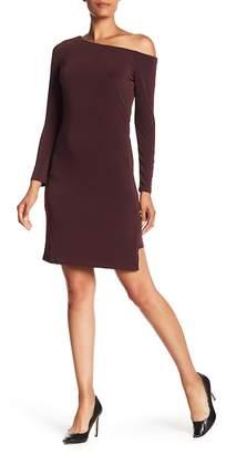 Velvet by Graham & Spencer Torey Off-the-Shoulder Dress