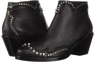 McQ New Solstice Zip Boot Women's Zip Boots