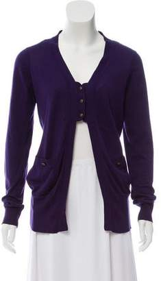 Mayle Casual Knit Cardigan