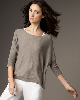 Vince Square Pullover Sweater