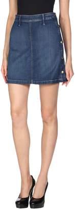 Frame skirts