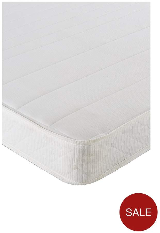 Trizone Rolled Mattress - Medium Firm