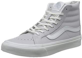 670776ad6f1b4b Vans Women s UA SK8-Hi Slim Zip Hi-Top Sneakers