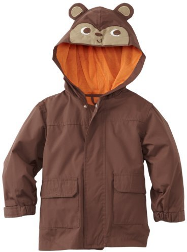 Carter's Boys 2-7 Toddler Monkey Rain...