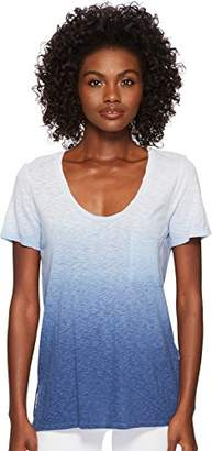 Three Dots Women's eco Knit Loose mid Shirt