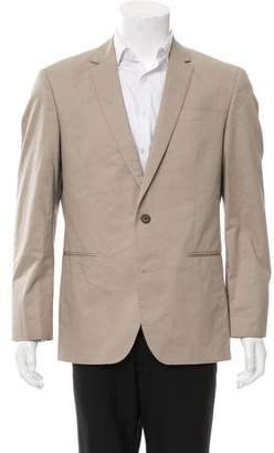 Givenchy Two-button Notch-Lapel Blazer