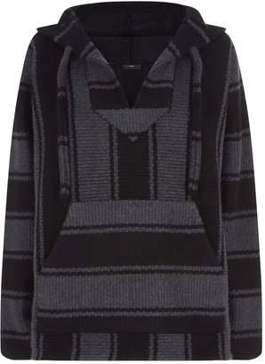 Alanui Baja Striped Cashmere Sweater