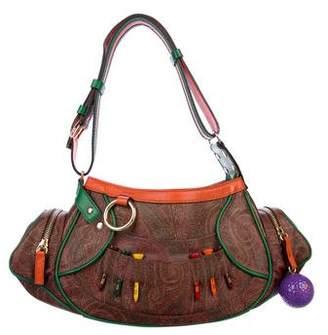 Etro Paisley Golf Bag
